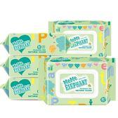 年終鉅惠碧c嬰兒濕巾新生兒寶寶濕紙巾手口屁專用80抽5包100成人批發帶蓋 森活雜貨