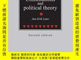 二手書博民逛書店Constitutions罕見And Political TheoryY256260 Jan-erik Lan