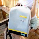 韓版簡約英倫複古雙肩背包Ac8024『時尚玩家』