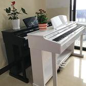 電鋼琴88鍵重錘 專業成人智慧家用數碼電鋼兒童教學電子琴 igo初語生活館