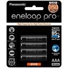 Panasonic eneloop pro 4號 (四顆裝) 950mAh 低自放電電池 BK-4HCCE4BTW【四號 AAA】 充電電池