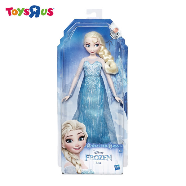 玩具反斗城  HASBRO 冰雪奇緣艾莎公主