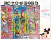 麗嬰兒童玩具館~正版公司貨-兒童電子錶.換殼時間錶(附三個造型殼)-湯瑪士/美樂蒂/kitty