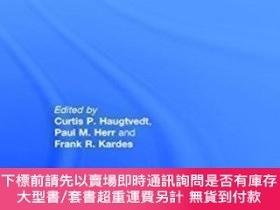 二手書博民逛書店Handbook罕見Of Consumer Psychology (marketing And Consumer