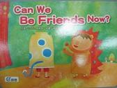 【書寶二手書T4/少年童書_QHV】Can We Be Friends Now?_陸婉茵