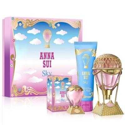 Anna Sui 安娜蘇 綺幻飛行淡香水禮盒