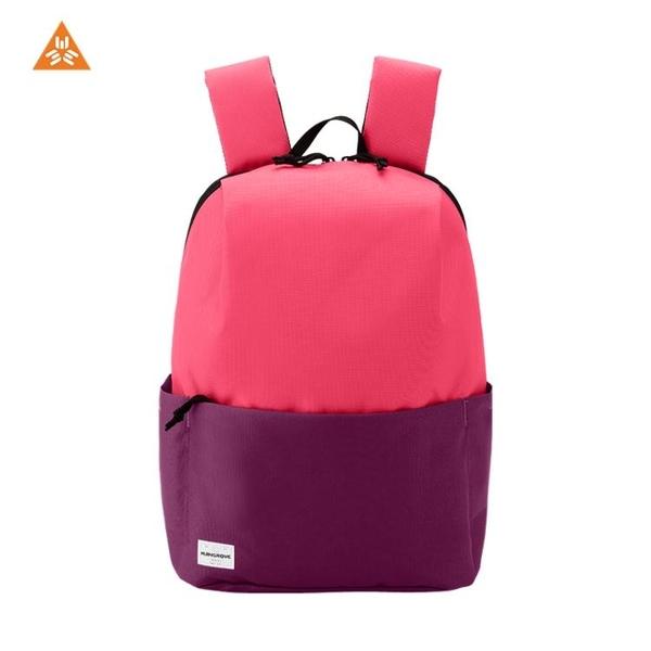 兒童旅行輕便後背背包男孩子旅遊休閒小背包潮女童學生書包 韓國時尚週