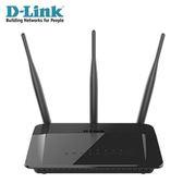 D-Link DIR-809 AC雙頻分享器【品牌商品送USB插頭】