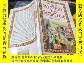 二手書博民逛書店TALES罕見OF MYSTERY AND SUSPENSE.Y
