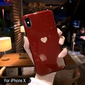 iphoneX系列手機殼硅膠全包防摔超薄軟網紅款【聚寶屋】