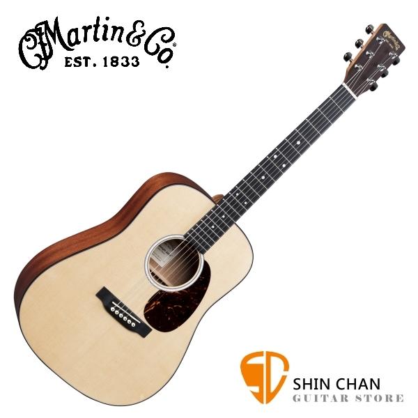 Martin DJR10E 38吋可插電全單板小吉他 Dreadnought Junior 全單板(評價勝 GS MINI)附原廠吉他袋