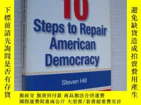 二手書博民逛書店10罕見Steps to repair American dem
