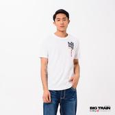 Big Train 真田浮世侯圓領短袖-男-Z80130