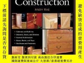 二手書博民逛書店The罕見Complete Illustrated Guide to Furniture & Cabinet Co