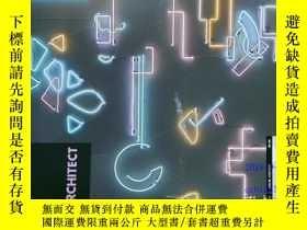 二手書博民逛書店CANADIAN罕見ARCHITECT 2018 01 外文原版