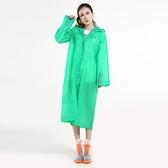 雨衣-連身雨披時尚環保輕薄便攜男女雨具(顏色隨機)73pp241【時尚巴黎】