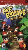 PSP Ape Escape On The Loose 捉猴啦 P! (美版代購)