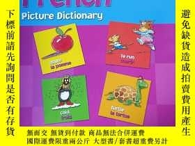 二手書博民逛書店FRENCH罕見PICTURE DICTIONARYY10980 FRENCH PICTURE DICTION