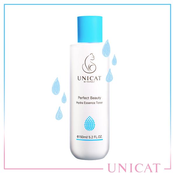 高效能保濕化妝水 女大推薦 水潤保濕精華水150ml【UNICAT變臉貓】