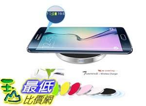 [105美國直購] Samsung 手機無線充電器 For Galaxy S7 S6 Edge Note 6 5 Nexus 5 6 7 and Other Qi-Enabled Devices