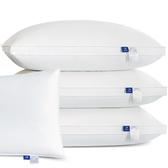 五星級酒店全棉枕頭枕芯羽絲絨護頸枕頭成人單人學生一對拍2