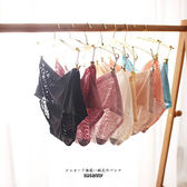 內褲 緹花 鏤空 性感 無痕 提臀 內褲【KCSNK02】 icoca  03/09