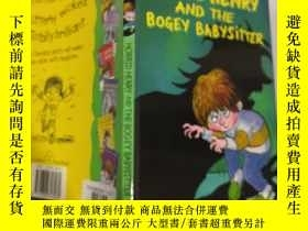 二手書博民逛書店Horrid罕見Henry and the Bogey Babysitter 可怕的亨 利和可怕的保姆、Y20