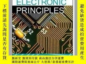 二手書博民逛書店Electronic罕見Principles 8th Editi