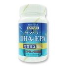 Suntory三得利 魚油 DHA&EPA+芝麻明E【優.日常】