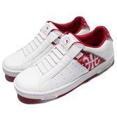 Royal Elastics 休閒鞋 Icon Beta 白 紅 Hello Kitty 聯名款 無鞋帶設計 皮革鞋面 女鞋【PUMP306】 92074001