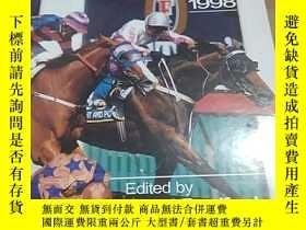 二手書博民逛書店NZ罕見THOROUGHBRED RACING ANNUAL 1998 1998年新西蘭純種賽馬年會Y1446