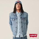 Levis 男款 牛仔外套 / Type 3經典版型 / Lyocell天然環保纖維 / 淺藍