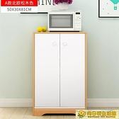 切菜桌 餐邊櫃廚房櫥櫃簡易多功能茶水櫃家用組裝便捷經濟型儲物櫃碗櫃置物櫃 向日葵