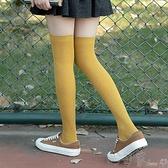 過膝長襪長襪子女ins潮jk過膝襪小腿襪街頭潮流網紅款日繫百搭長筒棉襪