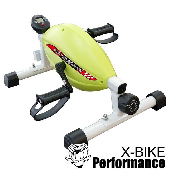 X-BIKE 晨昌 桌下型小型 GAME-BIKE 互動式藍牙遊戲健身車 鴨嘴獸 新款上市