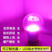植物燈 生長燈全光譜上色多肉植物合作大棚光照蔬菜補光燈燈光用多肉植物220V『夏茉生活』