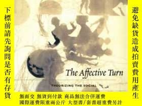 二手書博民逛書店The罕見Affective TurnY364153 Clough, Patricia Ticineto (e