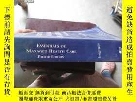 二手書博民逛書店b0040essentials罕見of managed heal