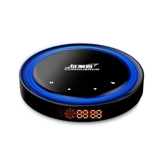 『 征服者 CXR-9080 含室外機雷達全配 』星空精靈GPS分離式測速器/自動更新/手機APP功能設定