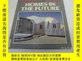 二手書博民逛書店Homes罕見In The Future (Houses Hom