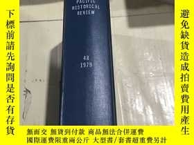 二手書博民逛書店PACIFIC HISTORICAL REVIEW FEBRUA