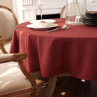 時尚可愛空間餐桌布 茶几布 隔熱墊 鍋墊 杯墊 餐桌巾221  (圓桌直徑200cm客製訂單)