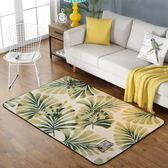 地毯北歐客廳田園簡約現代臥室茶幾滿鋪沙發長方形床邊毯·IfashionIGO