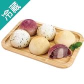 黃金QQ球6入(口味隨機出貨)【愛買冷藏】