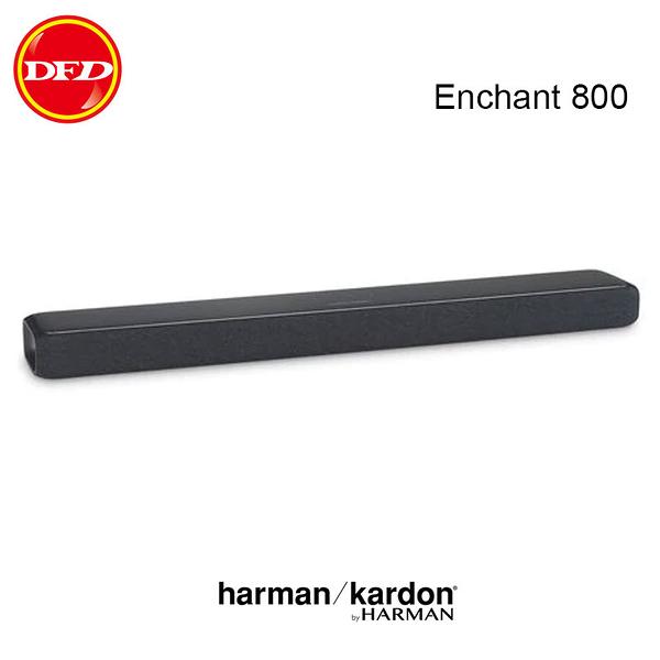 新品上市 Harman Kardon 哈曼卡頓 Enchant 800 soundbar 內建Google Chromecast 公司貨 ※可加購無線超低音
