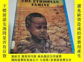 二手書博民逛書店THE罕見ETHIOPIAN FAMINE(外文)Y200392