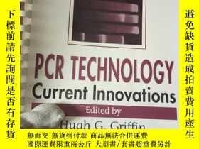 二手書博民逛書店PCR罕見TECHNOLOGY Current Innovati