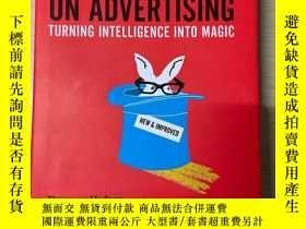 二手書博民逛書店hegarty罕見on advertising turning intelligence into Magic