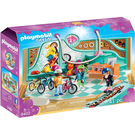 playmobil 購物趣 自行車和滑板店_PM09402
