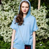 Scottish House 抗UV連帽短袖針織上衣 AA1438